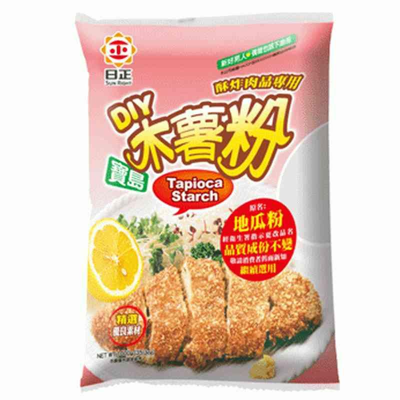 日正寶島地瓜粉 (木薯粉)