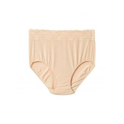 Jockey ジョッキー レディース 女性用 ファッション 下着 ショーツ No Panty Line Promise(R) Tactel(R) 3-Pack Full Rise Lace Brief - Light 3-Pack