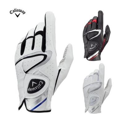 キャロウェイ Hyper Grip Glove 19 JM ゴルフ手袋(左手用) #Callawayハイパーグリップグローブ19JM