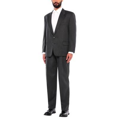 PROFILO スーツ スチールグレー 56 バージンウール 100% スーツ
