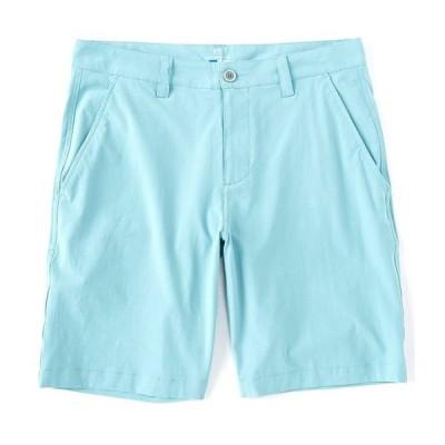サウザーンタイド メンズ ハーフパンツ・ショーツ ボトムス T3 Flat-Front 9#double; Inseam Gulf Shorts