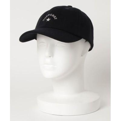 JEANS MATE / 【CONVERSE/コンバース】カルゼキャップ ローキャップ ブランドロゴ刺繍 WOMEN 帽子 > キャップ
