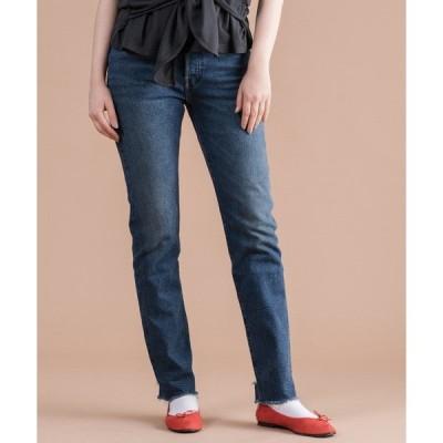 パンツ デニム ジーンズ LEVI'S(R) MADE & CRAFTED(R) 501(R) JEANS FOR WOMEN BLUE BOOTS