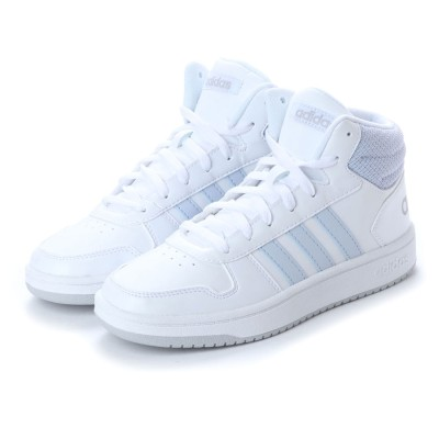 ジーラ GeeRA adidas(ADIHOOPSMID2) (ライトブルー)