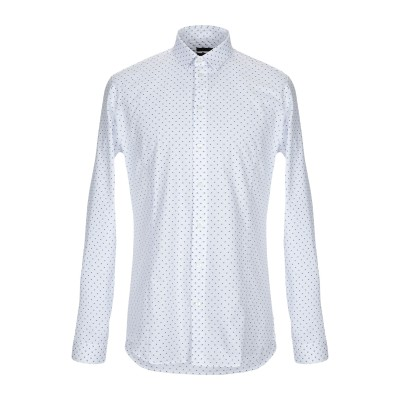 パトリツィア ペペ PATRIZIA PEPE シャツ ホワイト 48 コットン 100% シャツ