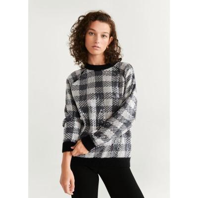 セーター .-- DOGTOOTH (ブラック)