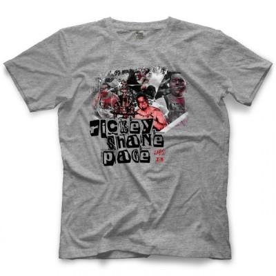 リッキー・シェイン・ペイジ Tシャツ「Rickey Shane Page RSP TOD15 Tシャツ」【アメリカ直輸入 大きいサイズ(XXL 3XL 4XL)もあり】
