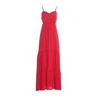 NA-KD ロングワンピース&ドレス レッド 36 ポリエステル 100% ロングワンピース&ドレス