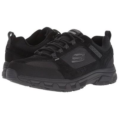 スケッチャーズ Oak Canyon メンズ スニーカー 靴 シューズ Black/Black