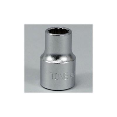 ソケット(12角タイプ・インチサイズ) トネ TONE (前田金属工業) 4DB-14