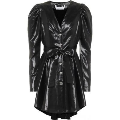 ローテート ROTATE BIRGER CHRISTENSEN レディース ワンピース ワンピース・ドレス emma lame minidress Black