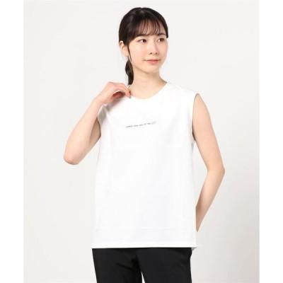 tシャツ Tシャツ EACH(イーチ)BACK PRINT SLEEVELESS P/O / スリーブレスプルオーバー