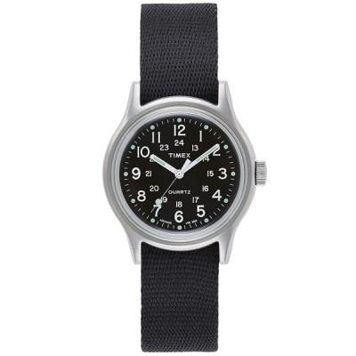 タイメックス Timex Archive メンズ 腕時計 Camper MK1 Stainless Steel Watch Silver/Black
