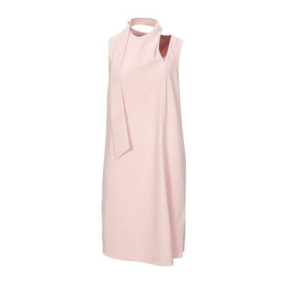 ティビ TIBI ミニワンピース&ドレス ピンク 2 ポリエステル 98% / ポリウレタン 2% ミニワンピース&ドレス