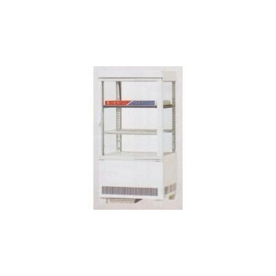 送料無料 新品 サンデン卓上冷蔵ショーケース(HOT&COLD)(56L) AG-H60XE