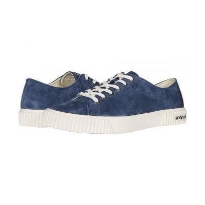 SeaVees シービーズ レディース 女性用 シューズ 靴 スニーカー 運動靴 Darby Sneaker - Bright Navy