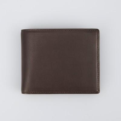 PRARE GINZA プレリーギンザ  【高島屋オリジナル】小銭入付き二つ折財布 メンズ