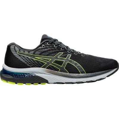 アシックス ASICS メンズ ランニング・ウォーキング シューズ・靴 GEL-Cumulus 22 Running Shoes Grey/Green
