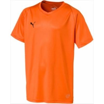 ゲームシャツ PUMA (プーマ) ジュニア LIGA ゲームシャツ コア (08) 703630 1907 サッカー