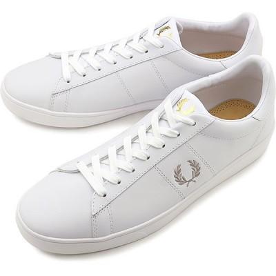 フレッドペリー FRED PERRY スニーカー スペンサー レザー SPENCER LEATHER メンズ・レディース 靴 WHITE 1964 ホワイト系 B8250-200 SS20