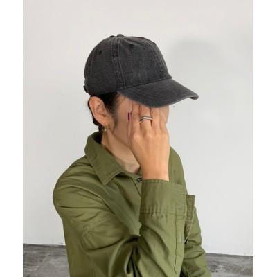 COMMON WARE / EM:NEWHATTAN デニムキャップ WOMEN 帽子 > キャップ
