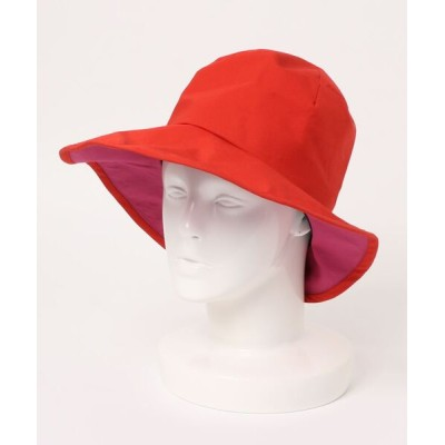 Three Four Time / 【バラ色の帽子】ガーデニングクロッシェ WOMEN 帽子 > ハット