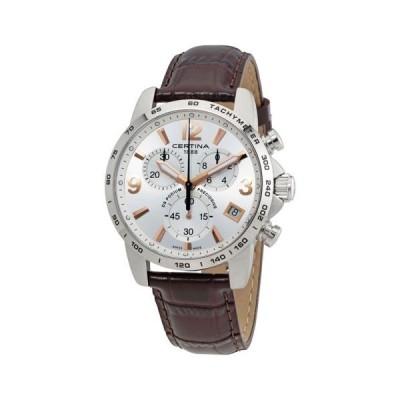 腕時計 サーチナ Certina DS Podium Precidrive クロノグラフ メンズ 腕時計 C0344171603701