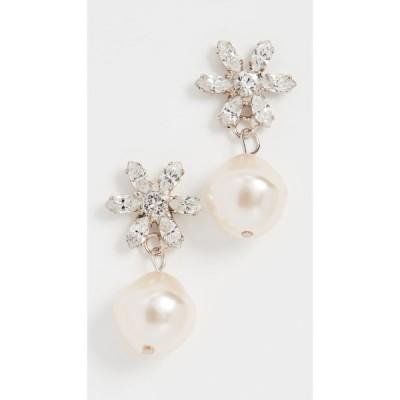 ジェニファーベア Jennifer Behr レディース イヤリング・ピアス ジュエリー・アクセサリー Reiss Earrings Crystal