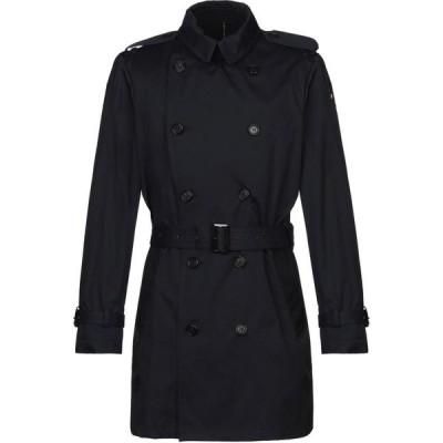 ヒストリック HISTORIC メンズ コート アウター full-length jacket Dark blue