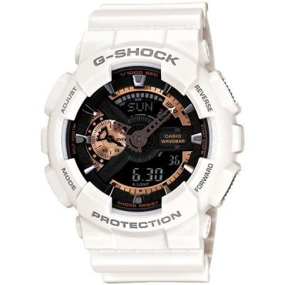 カシオ Gショック GA-110RG-7AJF ローズゴールド CASIO G-SHOCK メンズ腕時計 アナデジ 国内正規品 刻印対応、有料