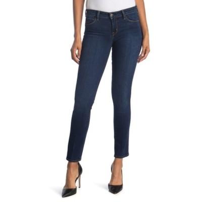 ラジャンス レディース デニムパンツ ボトムス Coco Midrise Straight Leg Jeans TRU BLUE