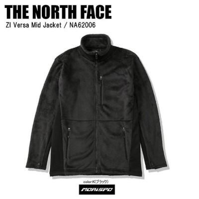 THE NORTH FACE ノースフェイス  ZI VERSA MID JACKET ジップインバーサミッドジャケット NA62006 ブラック
