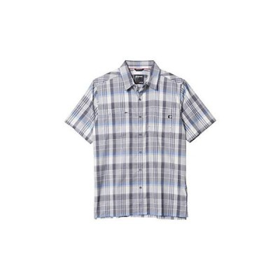 Marmot Innesdale Short Sleeve Shirt Sleet MD_並行輸入品