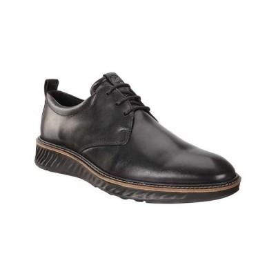 メンズ 靴 ドレスシューズ Men's ECCO ST1 Hybrid Plain Toe Sneaker