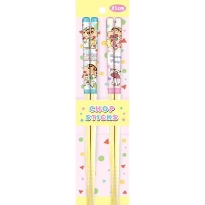 クレヨンしんちゃん 竹箸2Pセット ピンクパジャマ [118113]