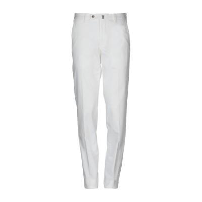 VPI  VIGANÒ PANT'S INDUSTRY パンツ ホワイト 50 コットン 98% / ポリウレタン 2% パンツ