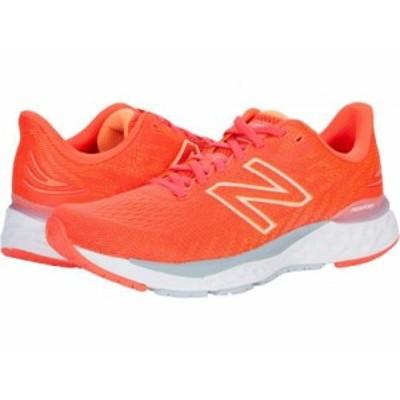 New Balance ニューバランス レディース 女性用 シューズ 靴 スニーカー 運動靴 Fresh Foam 880v11 Vivid Coral/Citrus【送料無料】
