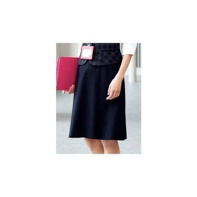 脇ゴムAラインスカート FS45918-7 フォーク(ヌーヴォ)