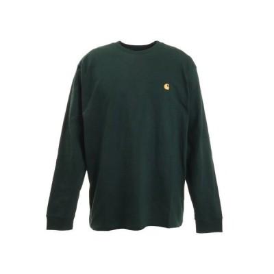 カーハート(CARHARTT) CHASE 長袖Tシャツ I0263923C9020F (メンズ)
