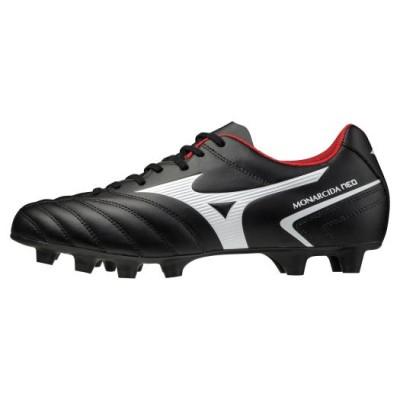 ミズノ メンズ モナルシーダ NEO II SELECT(サッカー)[ユニセックス] 01ブラック×ホワイト 27.0 フットボール/サッカー シューズ P1GA2105