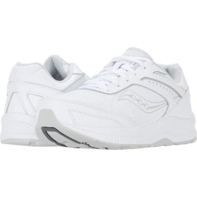 サッカニー Saucony メンズ シューズ・靴 Echelon Walker 3 White