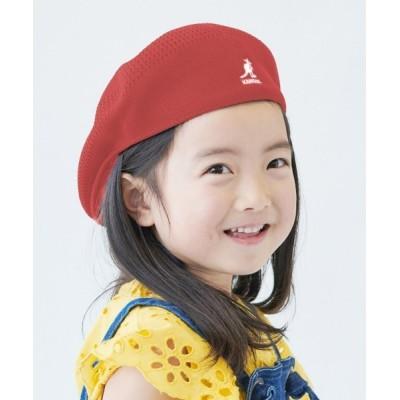 OVERRIDE / 【KANGOL】Kids Tropic 504 Ventair/【カンゴール】 KIDS 帽子 > ハンチング/ベレー帽