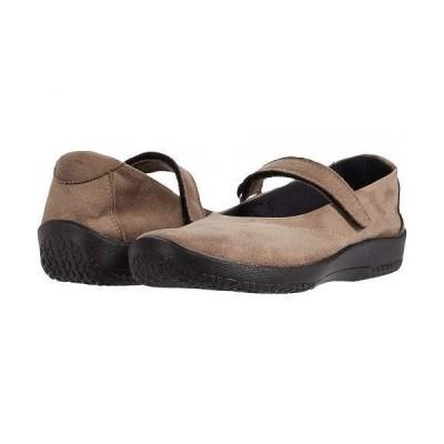 Arcopedico アルコペディコ レディース 女性用 シューズ 靴 フラット L18 - Olive
