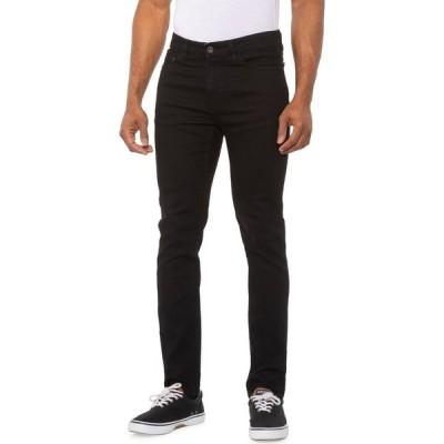 ウェザープルーフ Weatherproof Vintage メンズ ジーンズ・デニム スキニー ボトムス・パンツ skinny fit stretch denim jeans Black Ink