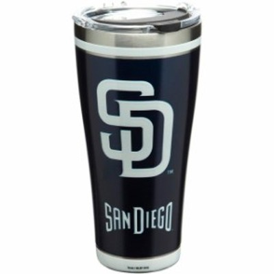 Tervis テルヴィス スポーツ用品  Tervis San Diego Padres 30oz. Stainless Steel Tumbler