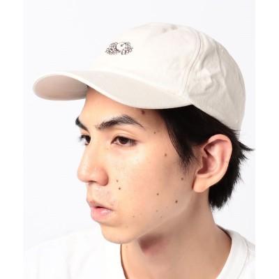 【セットアップセブン】 FTL LOGO PIGMENT LOW CAP 14735300 メンズ ホワイト FREE SETUP 7