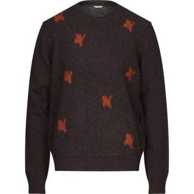ロダ RODA メンズ ニット・セーター トップス sweater Dark brown