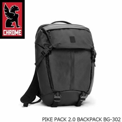 クローム CHROME リュック PIKE PACK 2 22L バックパック トラベルバッグ BG-302 CRMBG302 国内正規品