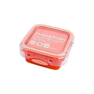 Sugar Land PUSH&PUSH2 コンテナ (S) オレンジ 83111-7