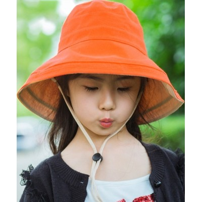 TeddyShop / キッズ たためるサファリバケットハット KIDS 帽子 > ハット